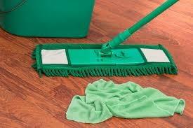 moping your floor