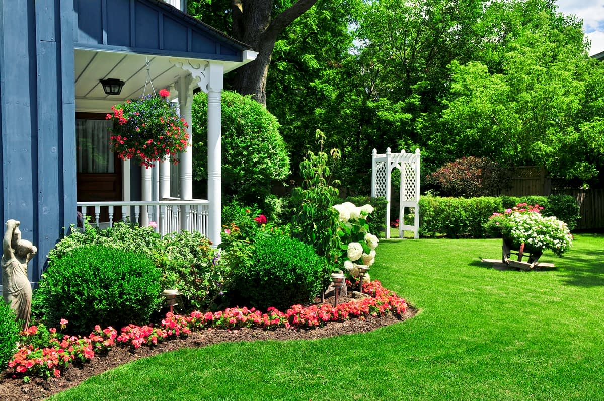 Landscaped Gardens in Your Home