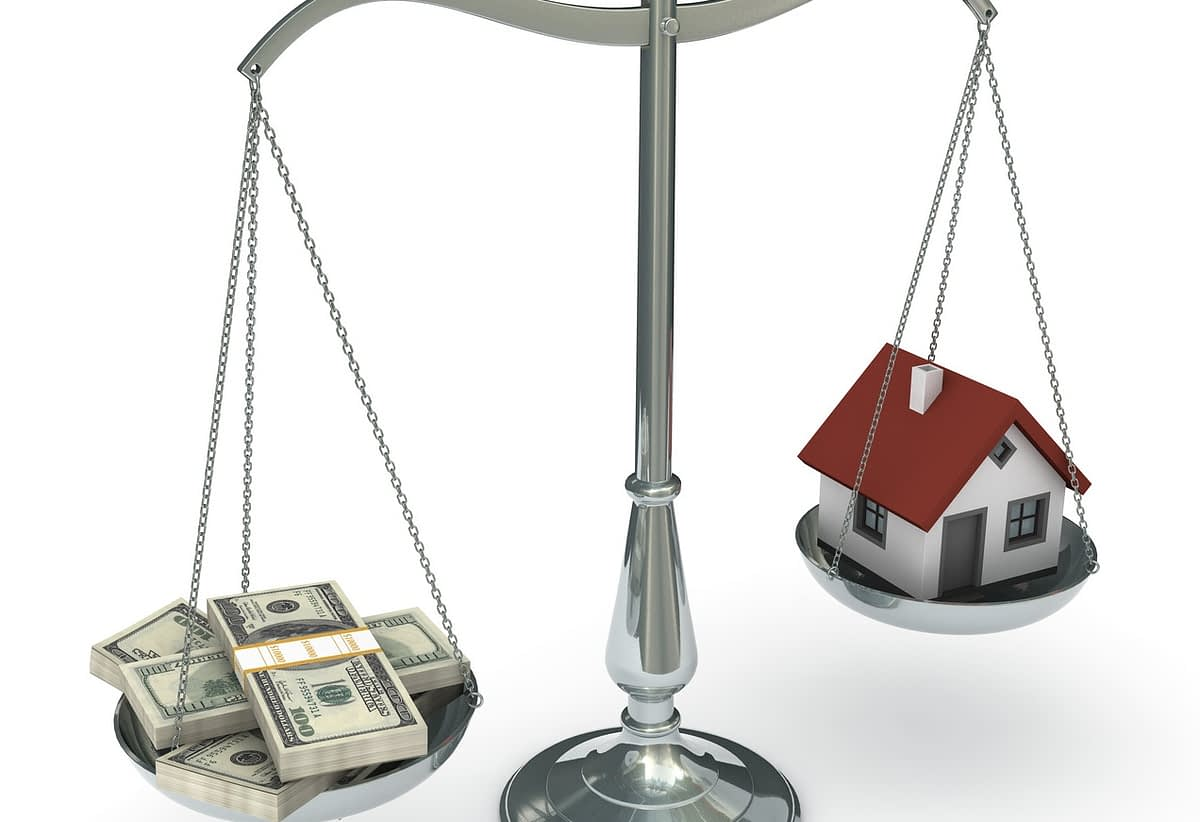 Scaling house and money
