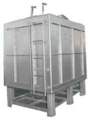 steel stainless container
